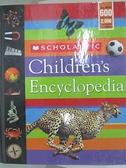【書寶二手書T3/百科全書_DUW】Scholastic Children's Encyclopedia_Not Available (NA)