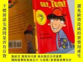 二手書博民逛書店though罕見it out tom 盡管如此,湯姆Y200392