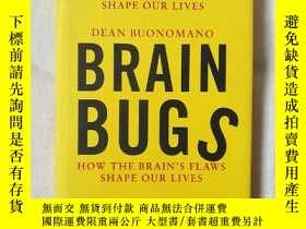 二手書博民逛書店Brain罕見Bugs: How The Brains Flaw