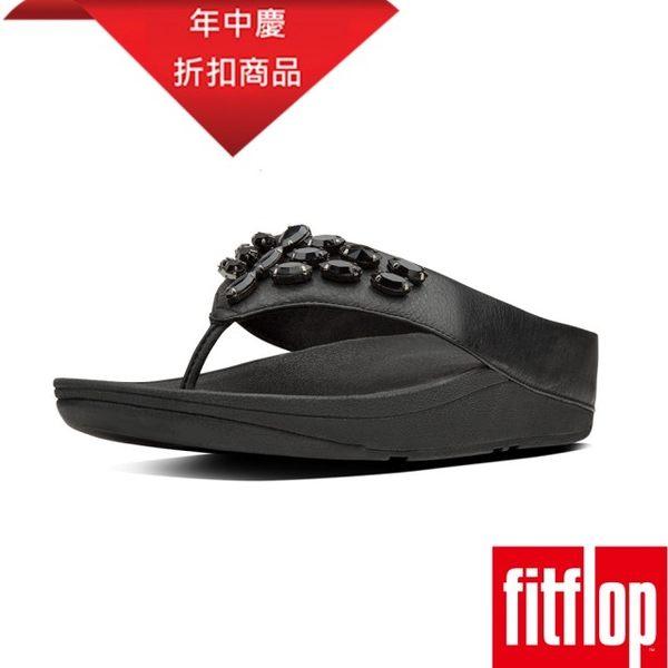 【FitFlop TM】TIARARAMA TM(黑色)