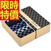 襪子禮盒 短襪 父親節生日禮物-男抗菌防臭純棉58e37【時尚巴黎】