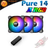 [ PC PARTY  ]  曜越 Thermaltake Pure 14 ARGB 風扇 三入裝