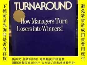 二手書博民逛書店Corporate罕見Turnaround: How Manag