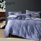 天絲 Tencel 海洛依 床包冬夏兩用被 加大四件組  100%雙面純天絲 伊尚厚生活美學