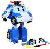POLI 波力 LED 變形波力 POLI 警車 TOYeGO 玩具e哥