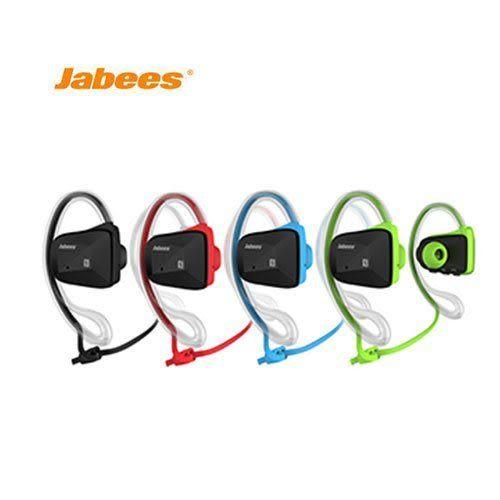 Jabees BSport 立體聲運動型藍牙耳機 防水 藍牙 4.0 藍芽 支援NFC 運動藍芽耳機
