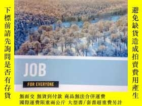 二手書博民逛書店JOB罕見FOR EVERYONEY15389