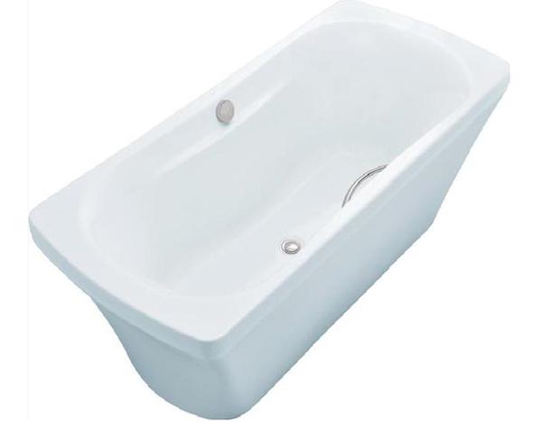 【麗室衛浴】美國KOHLER Ario壓克力獨立式浴缸 K-45346T