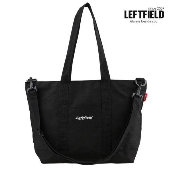 【韓國直送】手提包 正韓 LEFTFIELD 高質感棉布多用包 肩背包 側背包 NO.739