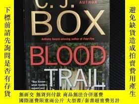 二手書博民逛書店Blood罕見Trail (A Joe Pickett Novel)Y436638 Box, C. J. G.