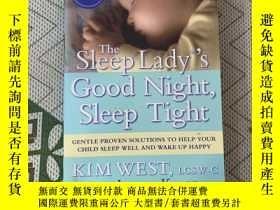 二手書博民逛書店The罕見Sleep Ladys Good Night Sleep TightY20621 The Sleep