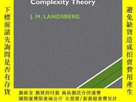 二手書博民逛書店Geometry罕見And Complexity TheoryY256260 J. M. Landsberg