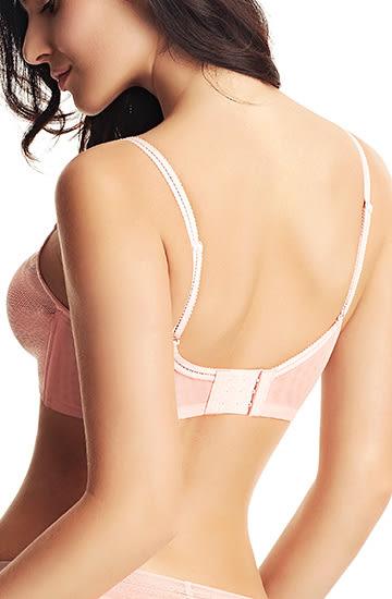 全罩杯V型中厚模杯胸罩-ami0311242415