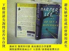 二手書博民逛書店Go罕見Set a Watchman A NovelY20300