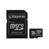 金士頓 工業級記憶卡 【SDCIT/16GB】 16G micro SDHC 每秒 讀90MB 寫45MB 新風尚潮流