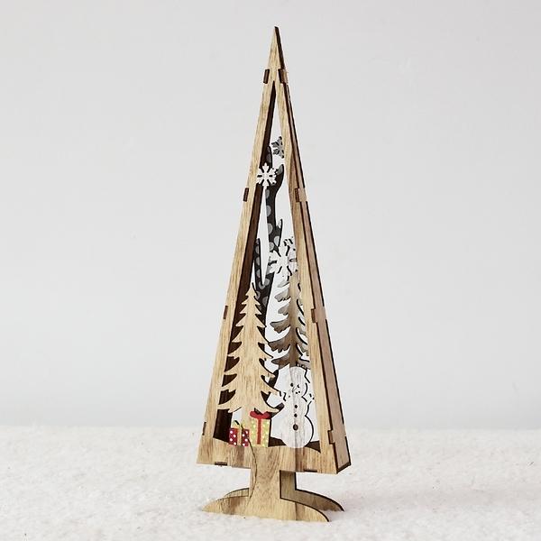聖誕禮品118 聖誕樹裝飾品 禮品派對 聖誕樹燈飾擺件