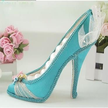 Star 保養與收納 -時尚高跟鞋戒指座-E26