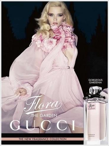 Gucci FLORA 花園香氛 Gorgeous Gardenia 華麗梔子花 女性淡香水 50ml 22456《Belle倍莉小舖》