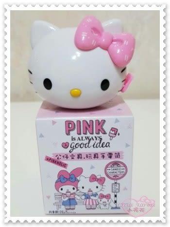 ♥小花花日本精品♥ Hello Kitty 7-11集點商品 限量商品 限量捲尺 大臉 蝴蝶結 文具 立體造型