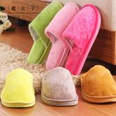 【QX010】魔衣子-冬季保暖男女情侶長毛絨泡沫底棉室內居家拖鞋