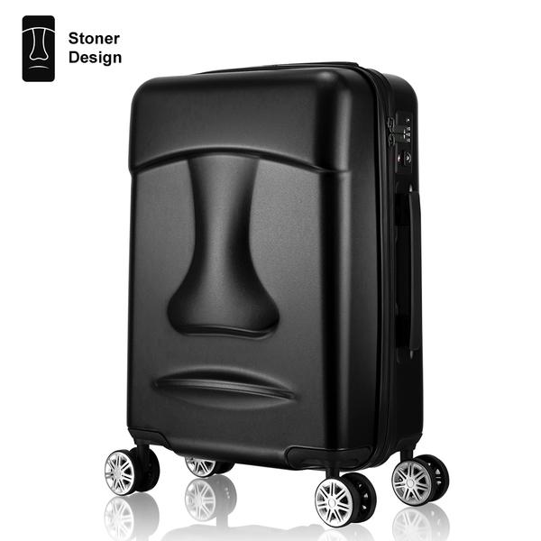 摩艾20吋行李箱 Stoner Design石人 旅行箱 登機箱