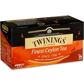 【Twinings唐寧茶】錫蘭白毫(2g*25包)