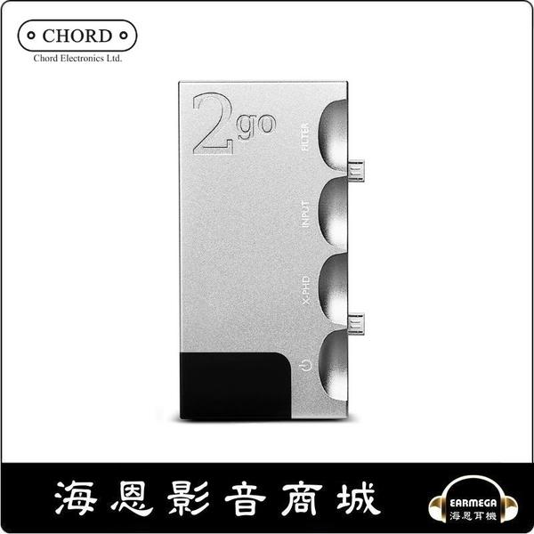 【海恩數位】英國 Chord 2GO 擴充模組 無線傳輸 專為Hugo 2設計 銀色