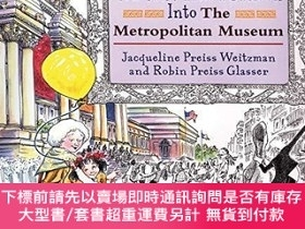 二手書博民逛書店You罕見Can t Take A Balloon Into The Metropolitan MuseumY