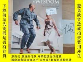 二手書博民逛書店THE罕見ULTIMATE BOOK OF WRINKLES WIT & WISDOMY246207