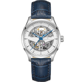 Hamilton 漢米爾頓 JAZZMASTER 爵士系列 SKELETON AUTO機械錶 H42535610