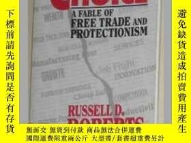 二手書博民逛書店原版英文書《罕見The Choice 》by Russell D