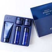 韓國 AHC Premium Hydra B5玻尿酸套組 (五件組) 洗面乳 化妝水 乳液 面霜 晚安面膜 旅行組 B5 A.H.C.