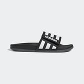 Adidas Adilette Comfort Adj [EG1344] 男女 涼鞋 拖鞋 游泳 穿搭 愛迪達 黑白