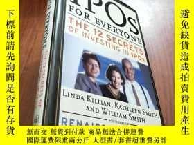 二手書博民逛書店IPOs罕見for Everyone: The 12 Secre