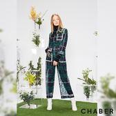 個性蕾絲透視連身褲 巧帛Chaber