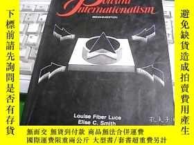 二手書博民逛書店TOWARD罕見INTERNATIONALISM 走向國際主義Y