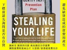 二手書博民逛書店Stealing罕見Your Life-偷走你的生命Y436638 Frank W. Abagnale Bro