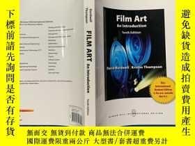 二手書博民逛書店英文原版:Film罕見Art An Introduction Tenth Edition(大16開)Y1104