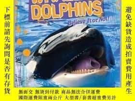 二手書博民逛書店Ripley罕見Twists: Whales & DolphinsY410016 Ripley Publis