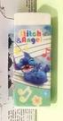 【震撼精品百貨】Stitch_星際寶貝史迪奇~橡皮擦-藍*25360