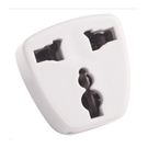 中國 10A 插頭轉換 2插腳 插頭 轉接頭 轉接插座(19-198)