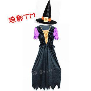萬聖節服裝 巫婆衣服