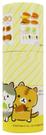 捲捲麵包貓 筒裝12色色鉛筆 黃 CC01911B