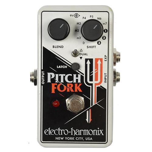 【敦煌樂器】Electro Harmonix Pitch Fork 升降音效果器