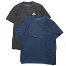 ADIDAS 短袖 短T AEROREADY DESIGNED 兩色 排汗 訓練 男(布魯克林) 深藍GM2133 黑灰GM2074