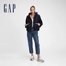 Gap女裝 簡約風休閒連帽短外套 670...
