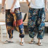 海灘褲寬鬆大碼泰國褲子燈籠褲旅游沙灘褲
