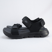 Skechers GO WALK 5 男款 涼鞋 229003BBK 黑【iSport愛運動】
