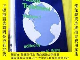 二手書博民逛書店Handbook罕見of Industrial Waste Treatment 工業廢物處理手冊【英文原版書】小1