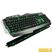 游戲鍵盤 有線仿機械
